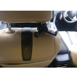 Car Back Seat Organizer Holder Hooks | Vehicle Hidden Seat back Hanger Car Bag Storage Stowing Tidying Car Back Seat Organizer Hook | Back Seat Hanger Organizer Hook Accessories |  Back Hanger for Bag Handbag Purse Grocery Cloth Portable Multifunction Clips Organize-SehgalMotors.Pk