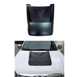 Toyota Hilux Revo Bonnet Scoop V1- 2016-2020 | Bonnet Scoop Hoods Covers Car Parts Bonnet Hood Accessories | Bonnet Scoop Covers Plate Pickup-SehgalMotors.Pk