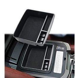 Toyota Prado Arm Rest Storage Box - Model 2009-2019-SehgalMotors.Pk