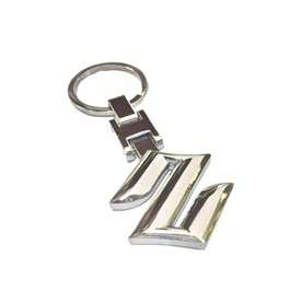Suzuki logo Key Chain / Key Ring Chrome | Key Chain Ring For Keys | New Fashion Creative Novelty Gift Keychains-SehgalMotors.Pk