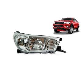 Toyota Hilux Revo Genuine Headlight / Head Lamp Left Side - Model 2016-2020-SehgalMotors.Pk