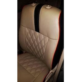 Honda N Wgn Seat Covers Tri color Style - Model 2013-2019-SehgalMotors.Pk