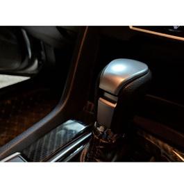 Honda Civic Gear Shift Knob For Auto  Chrome Trim - Model 2016-2020-SehgalMotors.Pk