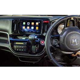 Honda N Wgn Android LCD IPS Multimedia Navigation System - Model 2013-2019-SehgalMotors.Pk