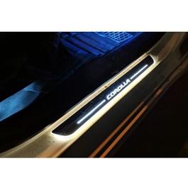 Toyota Corolla LED Sill Plates / Skuff LED panels - Model 2017-2020-SehgalMotors.Pk
