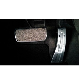 Honda Civic Mugen Pedal Cover - Model 2007-2010-SehgalMotors.Pk