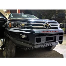 Toyota Hilux Revo Hamer Front Bull Bar Version 1- Model 2017-2020-SehgalMotors.Pk