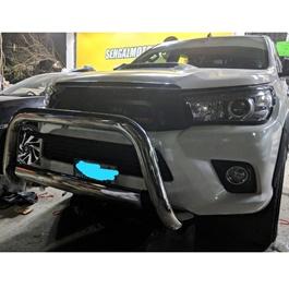 Toyota Hilux Revo Powerful Bull Bar - Model 2016-2020-SehgalMotors.Pk