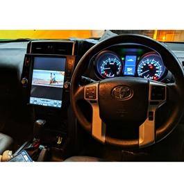 Toyota Prado Multimedia Steering - Model 2009-2019