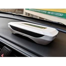 Solar Air Purifier   Trendy and compact Solar Air purifier-Cum-Disinfector   Car Solar Air Purifier Oxygen Humidifier -SehgalMotors.Pk