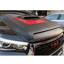 Toyota Hilux Revo Revolution Bonnet Scoop - 2016-2020-SehgalMotors.Pk