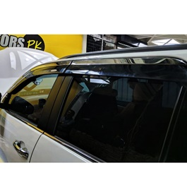 Toyota Fortuner Big SS Chrome Air Press / Sun Visor - Model 2016-2020