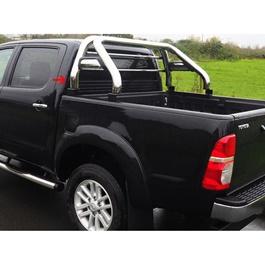 Toyota Hilux Revo Hawk Roll Bar - Model 2016-2020 | Sport Roll Bar | 4x4 Accesories | Auto Decoration Accesories-SehgalMotors.Pk