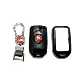 Honda Civic Key Protection Cover With Civic Logo Black - Model 2016-2020-SehgalMotors.Pk