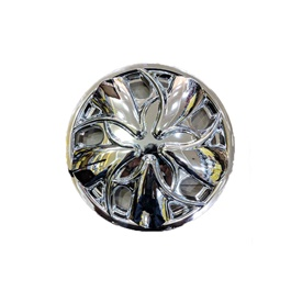 Wheel Cover Full Chrome Style - 14 inches | Tire Wheel Cover | Wheel Center Cover | Wheel Decoration Item-SehgalMotors.Pk