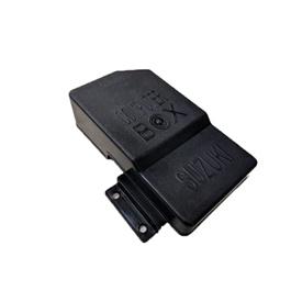 Suzuki Wagon R Computer Box - Black   Computer Cover   Car Computer Ecu Protector   Water Proofing Cover   Water Repellent Cover