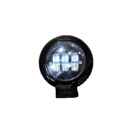Jeep Fog Lamps / Fog Lights Each - Article 2 | Round Spotlight Pod Off Road Fog Driving Roof Bar Bumper For Jeep,Suv Truck, Hunters | Led Beams Led Bar Offroad 4x4 Car Light SUV Accessories Fog Lamp For Pickup Truck Jeep Wrangler | LED Work Light Car Spot Beam Driving Fog Lamp-SehgalMotors.Pk