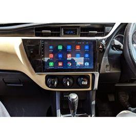 Toyota Corolla Face Lift Android LCD IPS Panel 9 Inch - Model 2017-2020