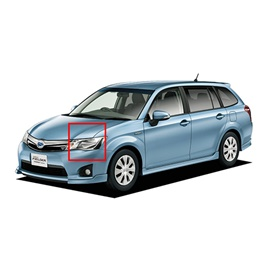 Toyota Corolla Fielder Genuine Headlight / Head Lamp – Model 2006-2012-SehgalMotors.Pk