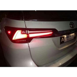 Toyota Fortuner Sequential Lexus Style Back Lamps / Back Lights - Model 2016-2020-SehgalMotors.Pk