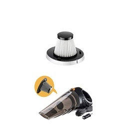 Maximus 120w Vacuum Cleaner Extra Filter | Vacuum Cleaner Accessories | Replacement Filters | Filter For Car Vacuum Cleaner Strong dust removal Car Vacuum Cleaner -SehgalMotors.Pk