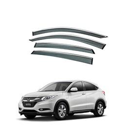 Honda Vezel Premium Air Press / Sun Visor With Chrome - Model 2013-2018-SehgalMotors.Pk