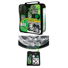 Slime Safety Spare Tire / Tyre Repair Kit-SehgalMotors.Pk