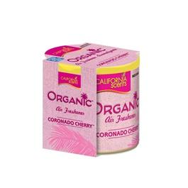 California Scents Air Freshener Car Perfume Fragrance - Coronado Cherry-SehgalMotors.Pk