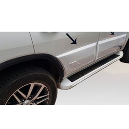 Toyota Fortuner New Style Door Body Cladding - Model 2016-2020-SehgalMotors.Pk