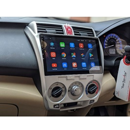 Honda City LCD multimedia IPS Display Android 1 GB With 16 GB Rom Version 1 - Model 2008-2017-SehgalMotors.Pk