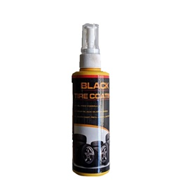 Diss Black Tire / Tyre Coating | Auto Tire Dedicated Refurbishing Agent Cleaner Coating Polish Protection Tyre Gloss | Multifunctional Tire Wax-SehgalMotors.Pk