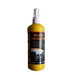 Diss Black Tire / Tyre Coating - 400ML | Auto Tire Dedicated Refurbishing Agent Cleaner Coating Polish Protection Tyre Gloss | Multifunctional Tire Wax-SehgalMotors.Pk