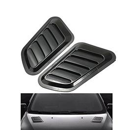 Universal ABS Car Decor Hood Scoop Air Flow - Mix Color 5028-SehgalMotors.Pk
