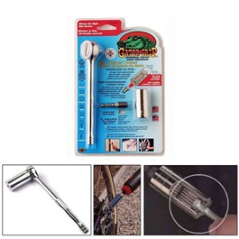 Gator Grip ETC-200 Universal Socket Wrench Power Drill Adapter Hand Tool Flexi Grip-SehgalMotors.Pk