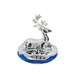Stag Sculpture Dashboard Car Perfume Fragrance - Multi-SehgalMotors.Pk