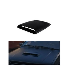 Universal Air Flow For Hood Medium Special - 5030  | Automotive Universal Body Hood Decorative Air Vent | Car Air Inlet Cover-SehgalMotors.Pk