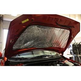 Maximus Fireproof Insulation Damping Deadening Sheet Silver 7D | Heat Resistance | Fire Resistance and Endurance-SehgalMotors.Pk