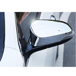 Toyota Aqua Side Mirror Cover Chrome - Model 2012-2019 MA00394