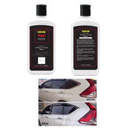 Maximus Elite Class Car Color Wax - White | Car Paint Scratch Paint Care Auto Polishing Repair Wax | Color Magic Car Automobiles Paint Polishing Care | Water Repellent | Shining Gloss Look Polish | Color Restorer | Scratch Filling Polish