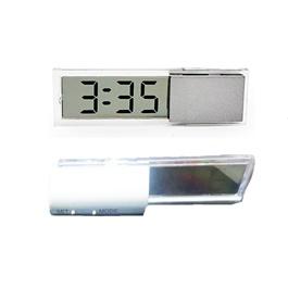 Mini Dashboard Car Auto Clock | Car Dashboard Quartz Clock | Car Clock | Mini Automobiles Internal Stick On Digital Watch | Auto Ornament Car Accessories Gifts-SehgalMotors.Pk