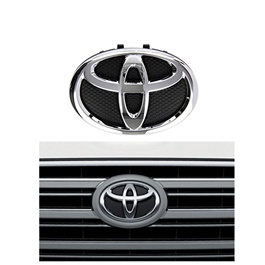 Toyota Grille OEM Monogram   Toyota Prado   Land Cruiser   Fortuner Lx570-SehgalMotors.Pk