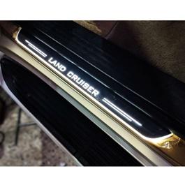 Toyota Land Cruiser LED Sill Plates / Skuff LED panels - Model 2015-2019-SehgalMotors.Pk