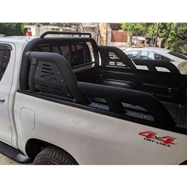 Toyota Hilux Revo M Power 4X4 Roll Bar - Model 2016-2020-SehgalMotors.Pk