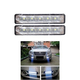 Universal Daytime Running Lights | Drl | Running Lights For Car | Car lamp | Car Fog Lamp Waterproof | Led Car Lights Exterior Drl-SehgalMotors.Pk