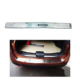 Suzuki Mehran Rear LED Chrome Bumper Protector - Model 2012-2019-SehgalMotors.Pk