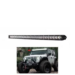 36 SMD Slim Style Roof LED Bar Light | High Accuracy Jeep Light | Sharp Light | Jeep Decoration Light | Flood Spot Combo Beam Offroad Light Driving Fog Lamp-SehgalMotors.Pk