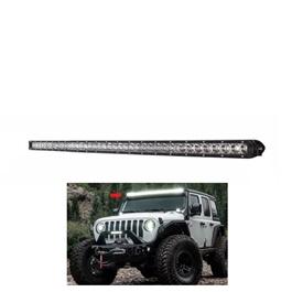 42 SMD Slim Style Roof LED Bar Light | High Accuracy Jeep Light | Sharp Light | Jeep Decoration Light | Flood Spot Combo Beam Offroad Light Driving Fog Lamp-SehgalMotors.Pk