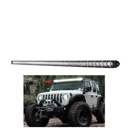 48 SMD Slim Style Roof LED Bar Light | High Accuracy Jeep Light | Sharp Light | Jeep Decoration Light | Flood Spot Combo Beam Offroad Light Driving Fog Lamp-SehgalMotors.Pk