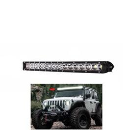 24 SMD Slim Style Roof LED Bar Light  | High Accuracy Jeep Light | Sharp Light | Jeep Decoration Light | Flood Spot Combo Beam Offroad Light Driving Fog Lamp-SehgalMotors.Pk