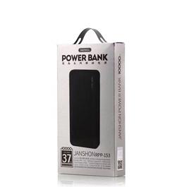 Remax RPP-153 Slim Power Bank 10000MAH 2 Input Usb-SehgalMotors.Pk